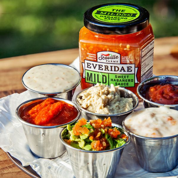 Mild Everidae Sauce (Sweet Habanero Sauce)